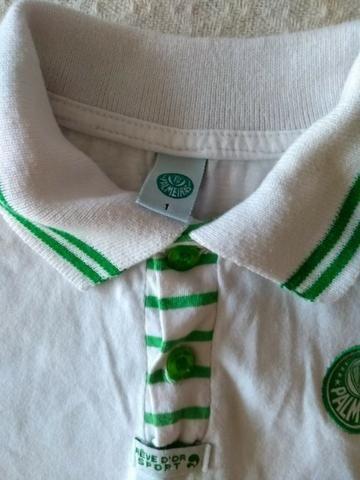 Camisa Polo Oficial Infantil - Palmeiras - Artigos infantis - Jardim ... 81830c189fb8e