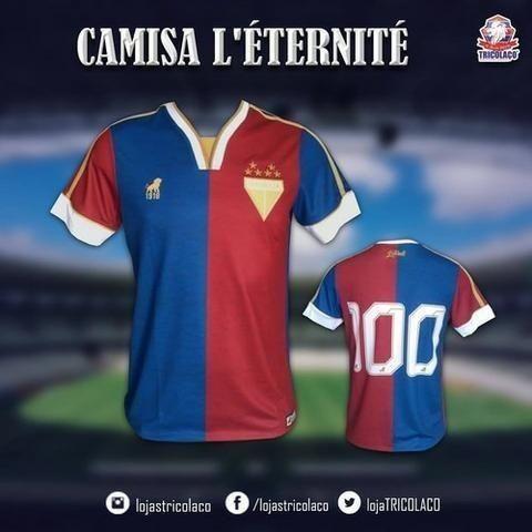 b3c107b01558c Camisa original L'eternité - Fortaleza Esporte Clube - Tamanho GG ...