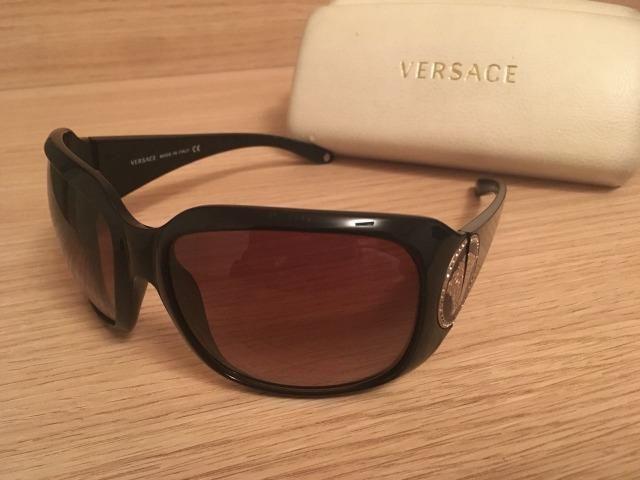 Óculos Solar Versace 4161-B - Original - Bijouterias, relógios e ... 216553a450