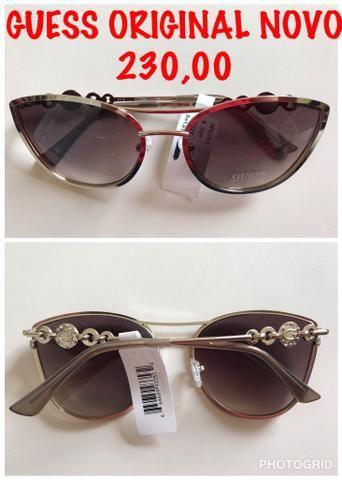 3868c57ea86b3 Óculos de sol marca Guess, original, novo - Bijouterias, relógios e ...