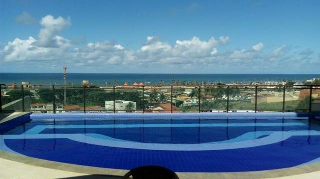 Espetacular vista mar 3 Suites 3 varandas 2 salas vista mar nascente 4 garagens - Foto 2
