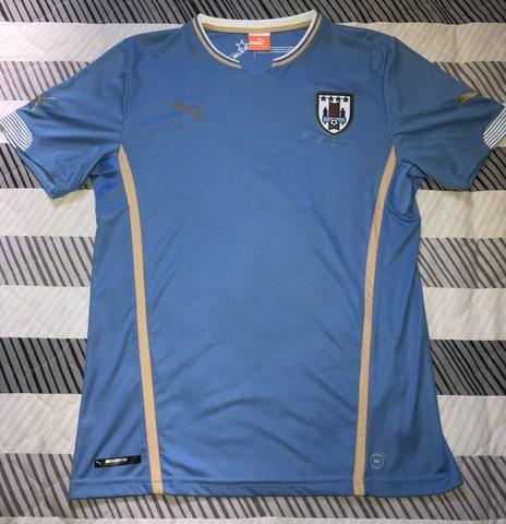 Camisa Uruguai M - Roupas e calçados - São Fernando 051bcec21c884