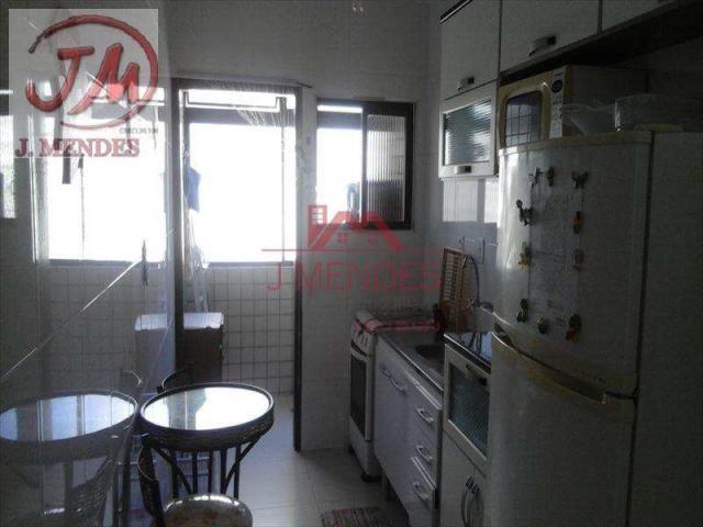 Apartamento com 2 dorms, Aviação, Praia Grande - R$ 265.000,00, 80m² - Codigo: 617... - Foto 4