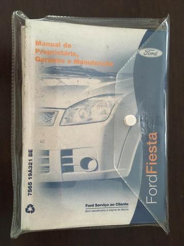 Ford Fiesta 2009 1.0 Flex - Foto 10