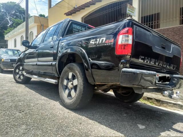 S10 09/09 CD Executive 2.8 4x4 Diesel - Foto 10