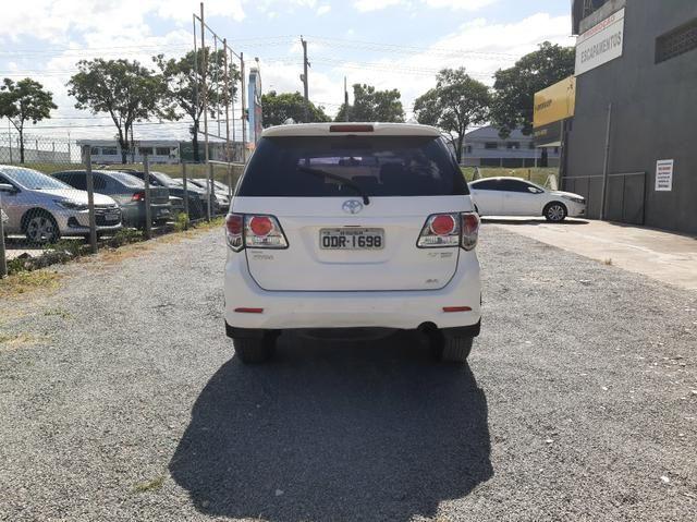 Toyota Hilux SW4 2.7 Flex 2012/2013 único dono automática - Foto 4