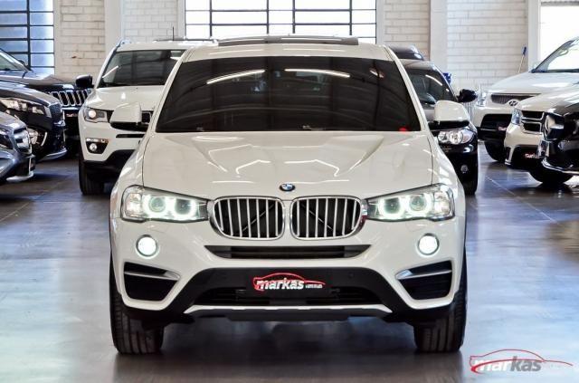 BMW X4 bmw x4 2.0 xdrive28i 245hp teto 7 mil km unico dono nova 4P