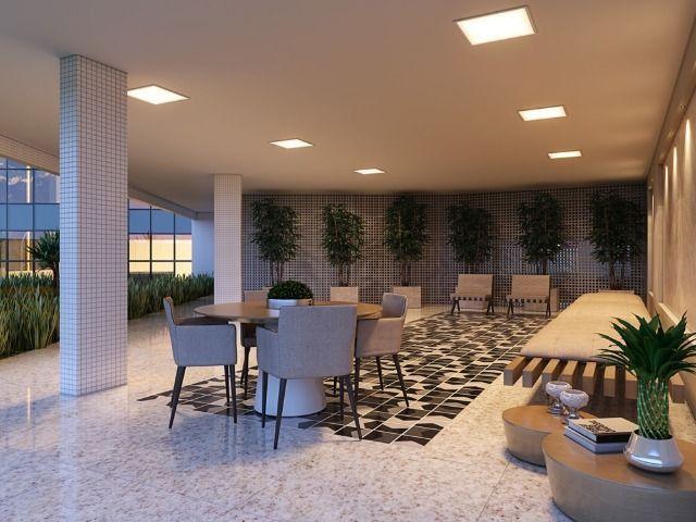 FG*Apartamento 4Qts alto padrão-135M² 3suítes-Ilha do Retiro -Varanda Gourmet - Foto 14