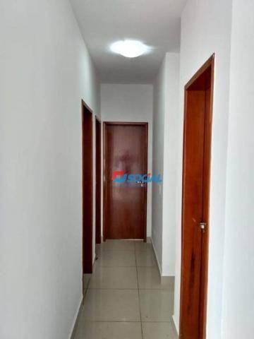 Apartamento TÉRREO com 3 dormitórios. Cond. Brisas do Madeira - Rio Madeira - Porto Velho/ - Foto 5