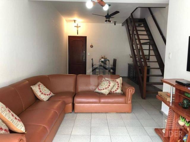 Cobertura com 4 dormitórios à venda, 260 m² por R$ 1.550.000 - Passagem - Cabo Frio/RJ - Foto 8