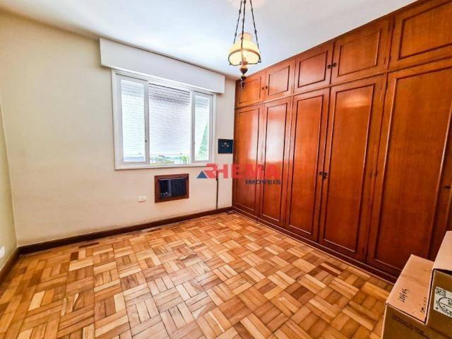 Apartamento com 3 dormitórios à venda, 146 m² por R$ 629.000,00 - Aparecida - Santos/SP - Foto 6