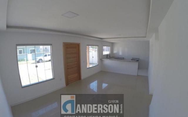 Ótima casa 3qts(suite) em condomínio - Foto 2
