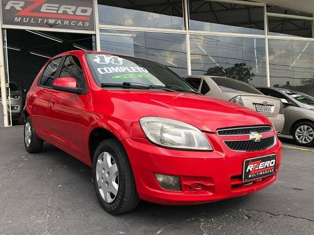 Chevrolet Celta 2014 Lt Completo 1.0 8V Flex Revisado 4 Portas Novo