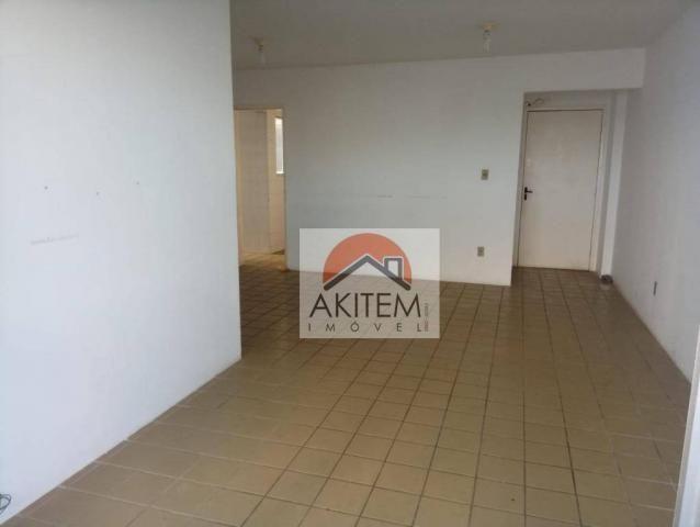 Apartamento com 3 dormitórios à venda, 115 m² por R$ 400.000 - Jardim Atlântico - Olinda/P - Foto 18
