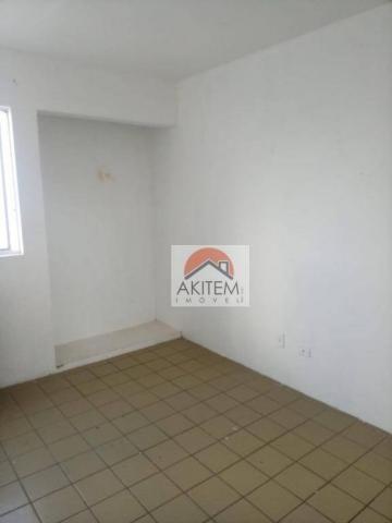 Apartamento com 3 dormitórios à venda, 115 m² por R$ 400.000 - Jardim Atlântico - Olinda/P - Foto 20