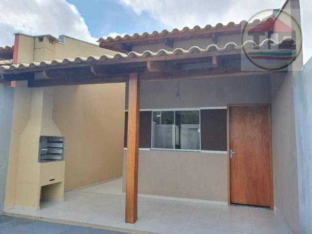 Casa à venda, 62 m² por R$ 145.000,00 - Nova Marabá - Marabá/PA - Foto 5
