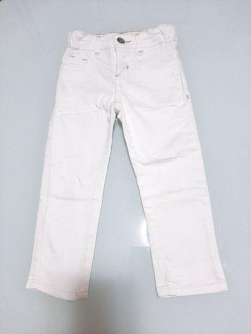 Calça/Bermuda Jeans Infantil menino 2 anos *ACEITO CARTÃO* - Foto 4