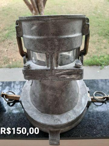 Adaptador / descarga selada e lanterna anti explosão  - Foto 3