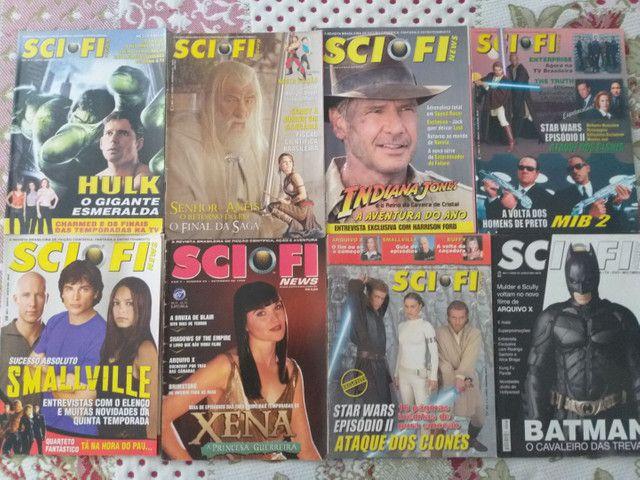 Coleção revistas sci fi  - Foto 4
