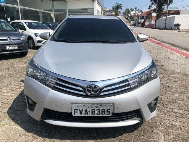Toyota Corolla Xei 2.0 Aut - Top - Sem Troca - Vistoriado