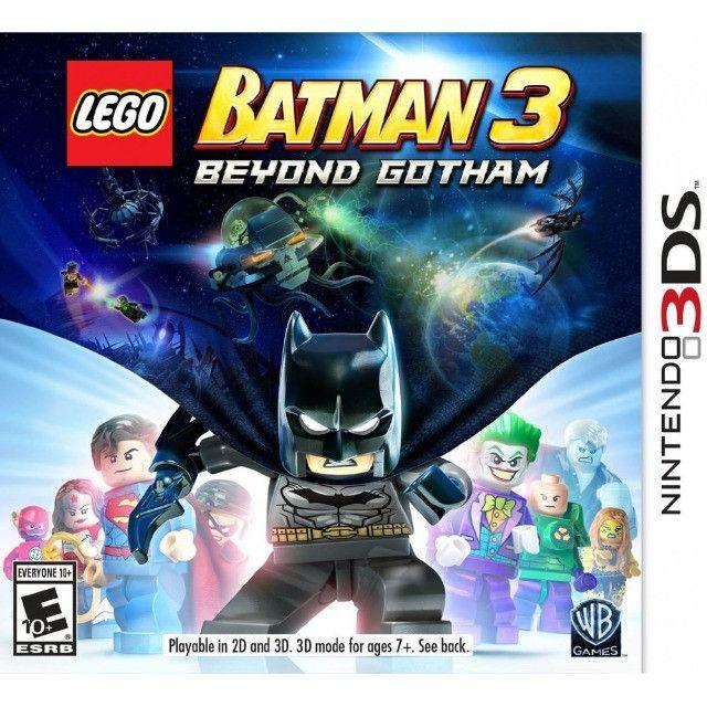 Lego Batman 3 para Nintendo 3ds