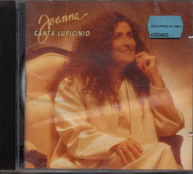 CD - Joanna Canta Lupicinio