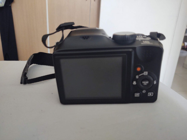 Camera semi profissional fuji film S48000 16mp - Foto 2
