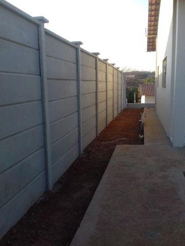 Muro Pré moldado de concreto - Foto 3