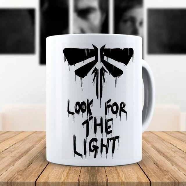 The Last Of Us Caneca Personalizada Com Nome Fazemos Alterações na Arte - Foto 4
