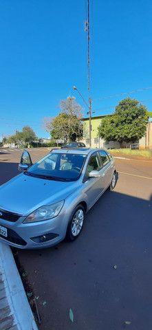 Vendo ford focus hatch 2.0 aut. flex - Foto 9