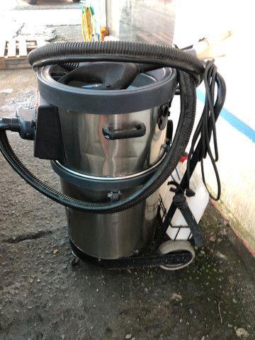 Vendo máquina vaporizadora lavor - Foto 2