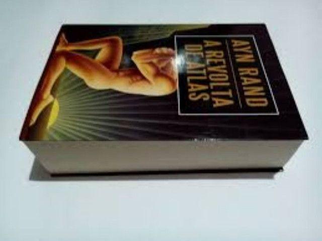A Revolta de Atlas - Livro Novo e Lacrado! - Foto 2