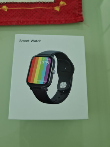 Smartwatch P8 Pro tela. 1.75