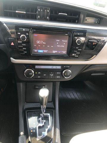 Toyota Corolla Xei 2.0 Aut - Top - Sem Troca - Vistoriado - Foto 6