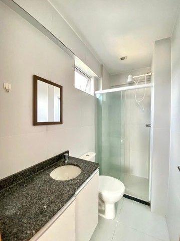Excelente apê de 2 quartos e 2 vagas cobertas no Espinheiro - Foto 10