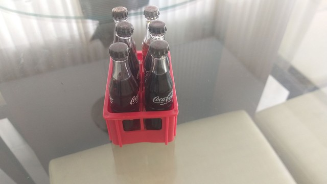 Mini engradado coca cola  - Foto 2
