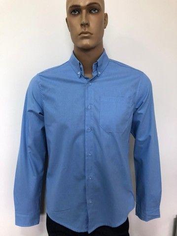 Camisas Sociais Slin - Foto 4