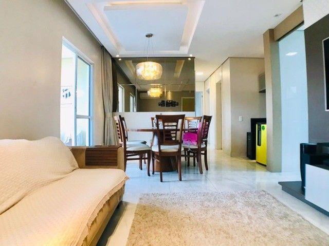 Apartamento com 83m, todo projetado no Terraço das Flores  - Foto 2