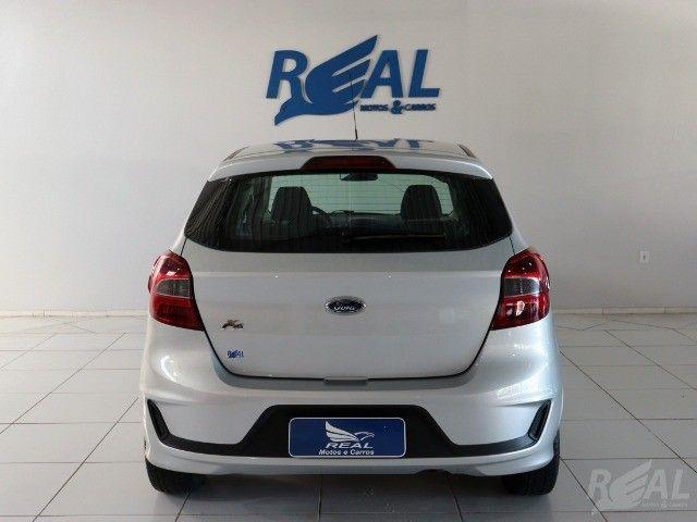 Ford Ka Hatch SE 1.0 TiVCT Flex Financiamos Em Até 60X Com Apenas 3 Mil De Entrada - Foto 5