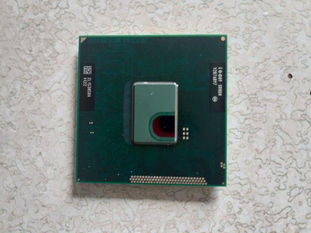 Processador i3 para Notebook.