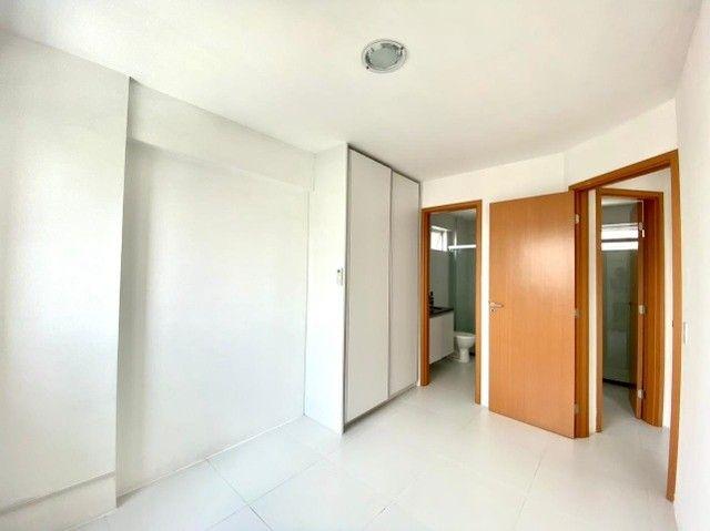 Excelente apê de 2 quartos e 2 vagas cobertas no Espinheiro - Foto 4