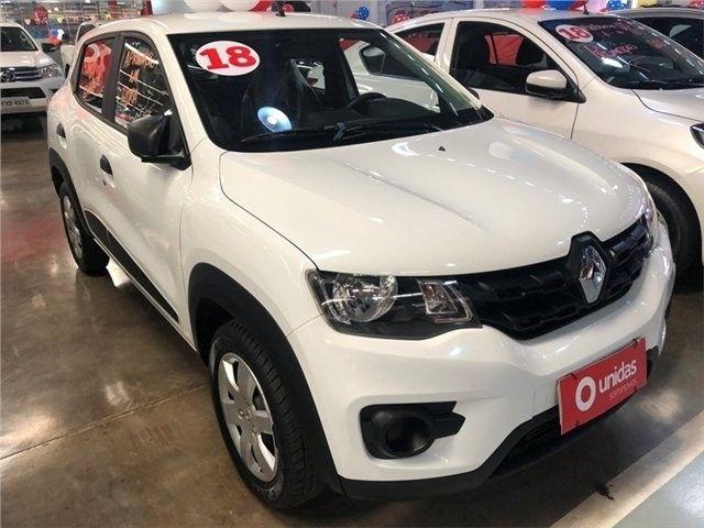 Renault Kwid Zen 2018 4P Completo