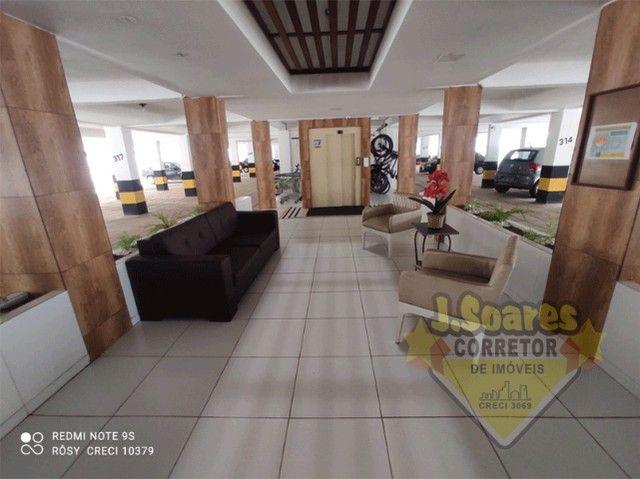 Aeroclube, 3 quartos, suíte, 70m², R$ 140 Mil C/Cond, Venda, Apartamento, João Pessoa - Foto 12