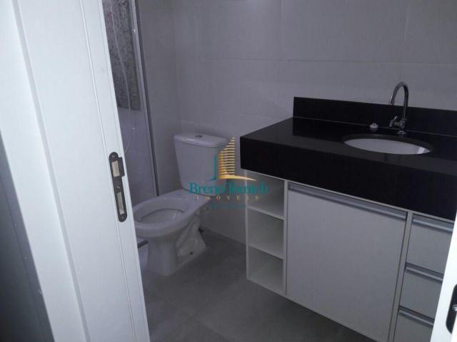 Apartamento com 3 dormitórios para alugar, 105 m² por R$ 1.750,00/mês - Doutor Laerte Laen - Foto 11