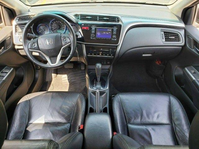 Honda City Automatico e Couro 2016 - Foto 4