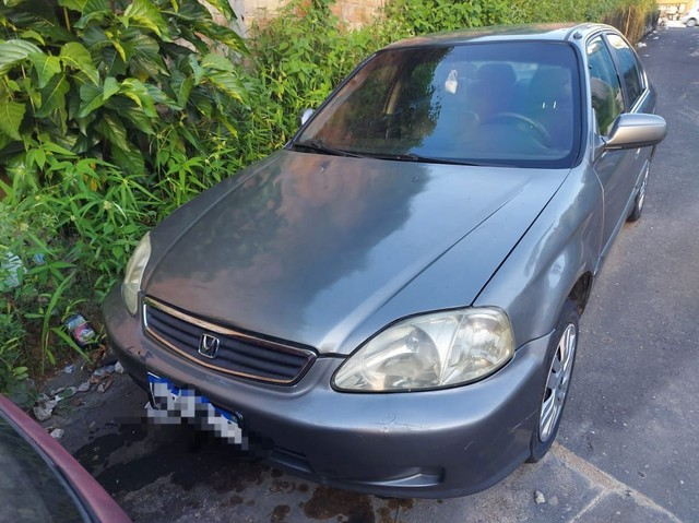 HONDA CIVIC LX  AUTOMÁTICO 1.6 00/00