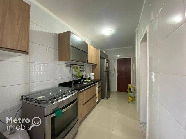 Apartamento com 3 quartos à venda, 250 m² por R$ 800.000 - Ponta Dareia - São Luís/MA - Foto 11