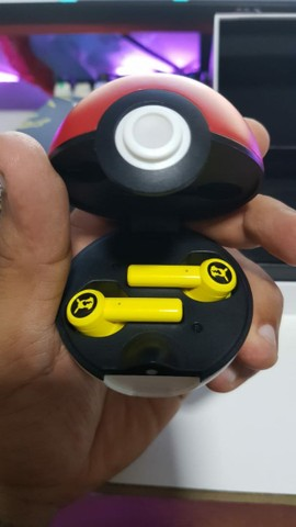 Fone Bluetooth RAZER Pokemon edition - Foto 2