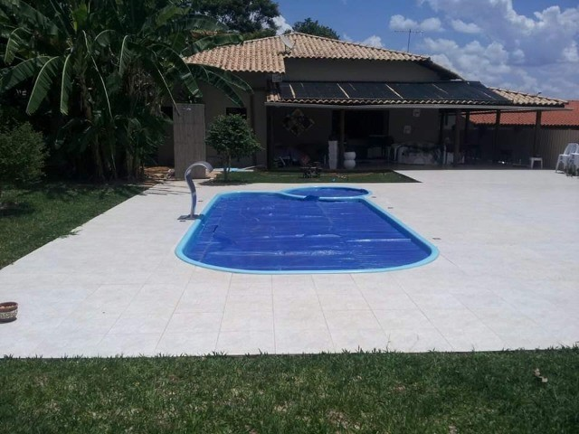 piscina de fibra zeus spa leds cascata - Foto 2