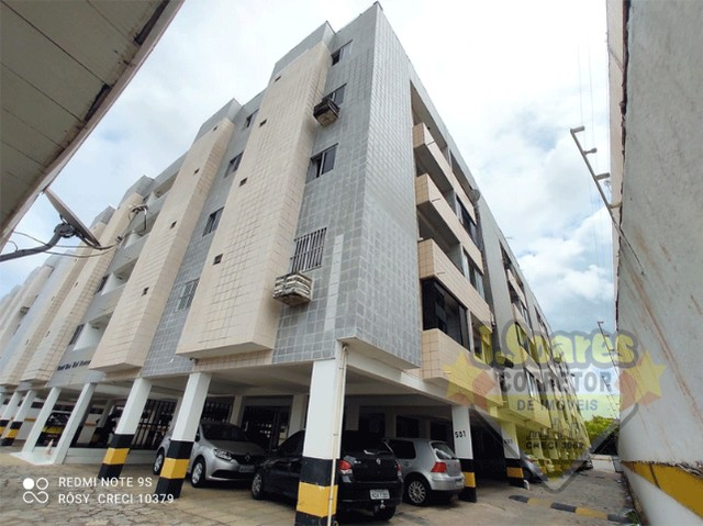 Aeroclube, 3 quartos, suíte, 70m², R$ 140 Mil C/Cond, Venda, Apartamento, João Pessoa - Foto 20